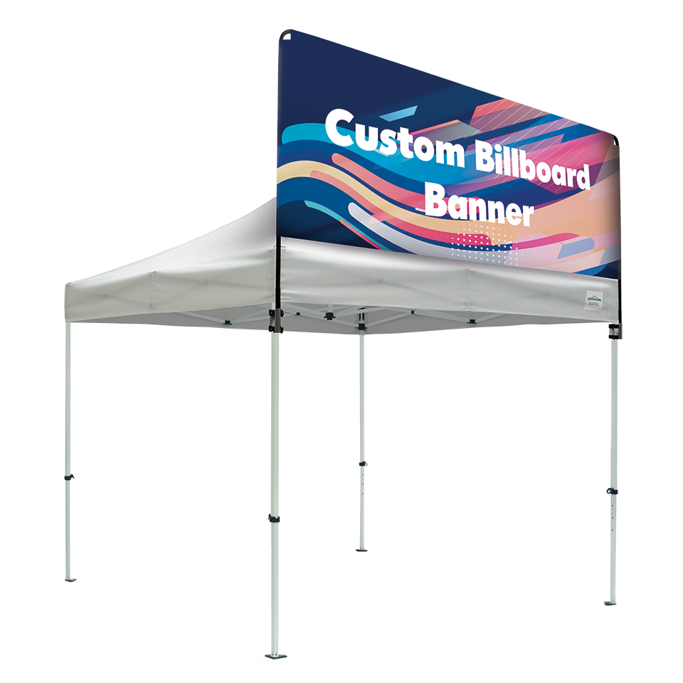 10 Canopy Billboard Banner Hardware Only Caravan Canopy