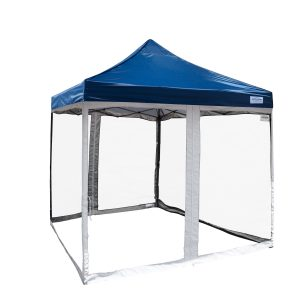 10'x10' M-Series® 2 Pro Instant Canopy Kit with Screen Mesh Full Enclosure Set