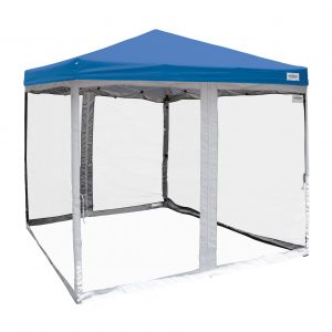 10'x10' V-Series® 2 Pro Instant Canopy Kit with Screen Mesh Full Enclosure Set